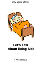 Being Sick Social Story