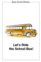 Riding the School Bus Social Story
